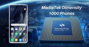 MediaTek Dimensity 1000 phones