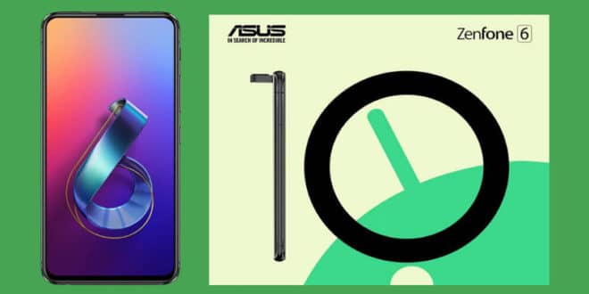 Asus 6z Android 10 Update